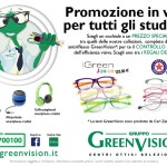 Promozione Occhiali da Vista per la scuola