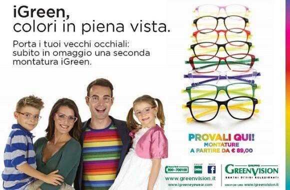 promozione green vision